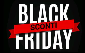 E' Black Friday tutto l'anno con ConfiniOnline